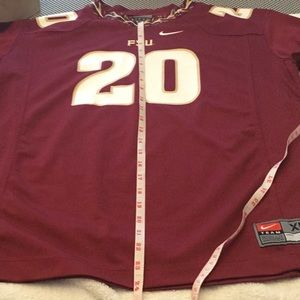 Nike Tops - Florida State University football 20 jersey